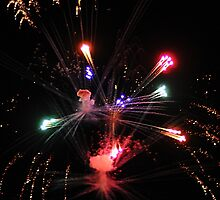 Fireworks by Kristina Bychkova