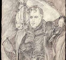 Major General Jackson And His Horse by pinkyjainpan
