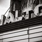 Rialto Theater by Jason Stabile