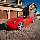 Ferrari California by Gil Folk