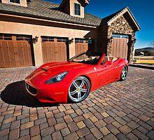 Ferrari California by Gil Folk