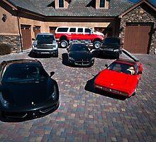 Dream Garage by Gil Folk