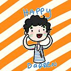 Happy Darren by saltyblack