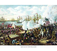 General Andrew Jackson -- Battle Of New Orleans by warishellstore