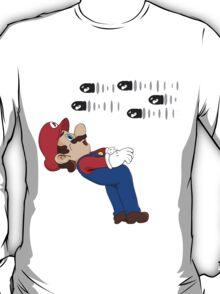 Mario Matrix. T-Shirt