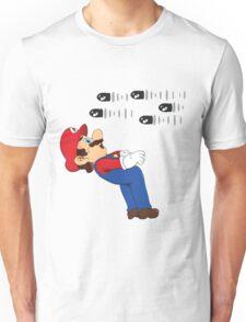 Mario Matrix. Unisex T-Shirt