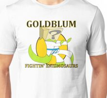 Goldblum Fightin' Enigmosaurs Unisex T-Shirt