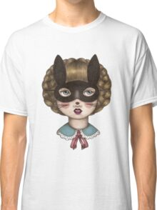 Ceremony - Masked Bunny lass Classic T-Shirt