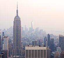 Empire State Building by JordanDefty