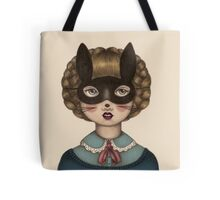 Ceremony - Masked Bunny lass Tote Bag