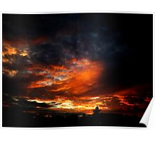 Sunset - moody (2015) Poster
