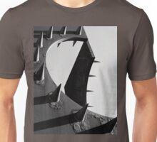 BW spikes Unisex T-Shirt