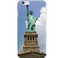 Full Frontal - Statue of Liberty iPhone Case/Skin