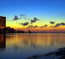 Beau Rivage Sunrise by Madeline McDonald