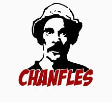 CHANFLES B Womens Fitted T-Shirt