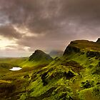 Where Land Meets Skye - Isle of Skye Panorama by Mark Tisdale
