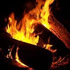 Blaze of Glory by KittenFlower