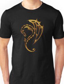 Gold Dragon T-shirt Unisex T-Shirt
