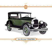 1926 Chrysler Phaeton by Walter Colvin