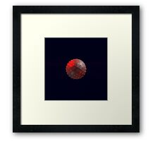Artifact 1 Framed Print