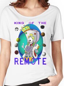King of the Remote Women's Relaxed Fit T-Shirt