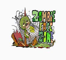 Zombie Free Zone Unisex T-Shirt