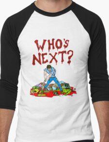 Who's Next? Men's Baseball ¾ T-Shirt