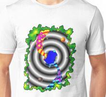 Tardis Time Warp Unisex T-Shirt