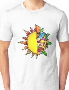 Tiki Sun Unisex T-Shirt
