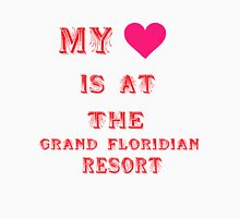 My Heart is at the Grand Floridian Resort T-Shirt