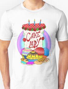 Cake lady T-Shirt