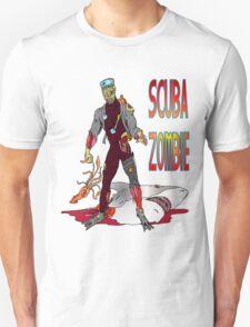 Scuba Zombie T-Shirt