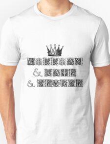 William Kate George T-Shirt