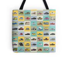 Star Cars Tote Bag