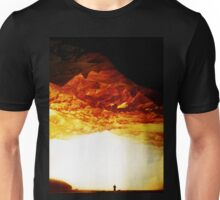 Isolation waterfall Unisex T-Shirt