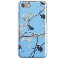 Flying Foxes at Rest iPhone Case/Skin