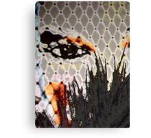 geheimnisvolle Schönheit - mysterious beauty - mw art Canvas Print