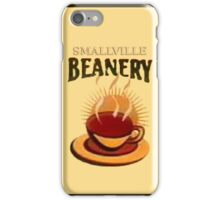 Smallville Beanery iPhone Case/Skin