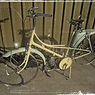 1950'S MOPED BICYCLE/PARIS by joshua75