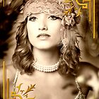 Great Gatsby Gold by DonDavisUK