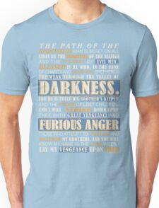 Pulp Fiction: Ezekiel 25:17 Unisex T-Shirt