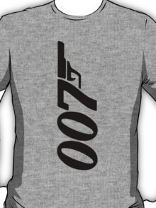 007 - JAMES BOND T-Shirt