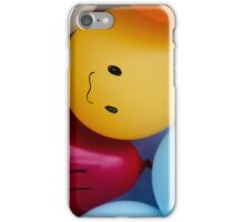Balloon emoticon iPhone Case/Skin