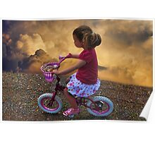 ✿♥‿♥✿NEW BEGINNINGS HITCHING A RIDE  WITH MY NEW LITTLE FRIEND AND I✿♥‿♥✿ Poster