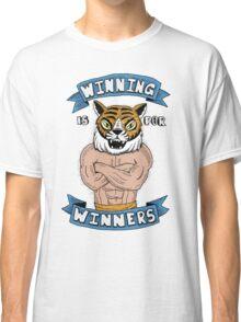 Tiger Man Always Winning Classic T-Shirt