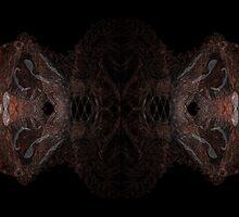 T-Rex Abstracted by FontaineN