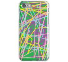 Scribbles iPhone Case/Skin