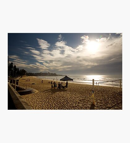Manly Morning Photographic Print