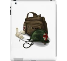 Army Medic iPad Case/Skin