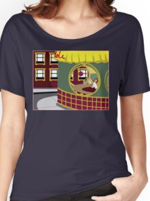 At the Pie Hole Women's Relaxed Fit T-Shirt